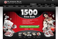 online casino bonuses at platinum play