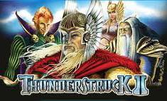 online casino games thunderstruck II